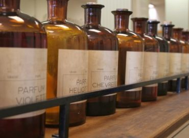French perfumes of Grasse, istockphoto, with permission