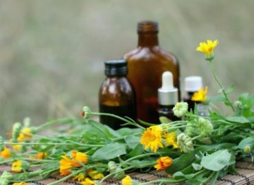 The work of an aromatherapist, istockphoto, with permission