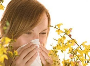 Aromatherapy for allergies, istockphoto with permission