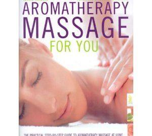 Aromatherapy Massage for You, Jennie Harding, Amazon
