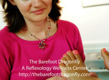 Amy Kreydin of the Barefoot Dragonfly, photo used with permission