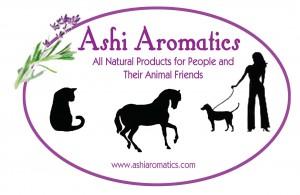 Ashi Aromatics Inc. logo, reproduced with permission of Ashi Aromatics Inc.