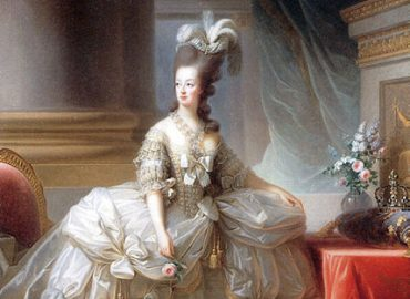 Marie Antoinette enjoyed natural perfumes, in addition to lavish clothes, wikimedia commons, photo is in public domain