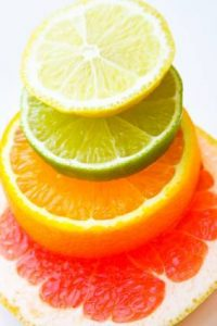 Citrus essential oils are relatively affordable for those on a budget, istockphoto, used with permission