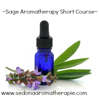 Sage Aromatherapy Short Course by Sharon Falsetto