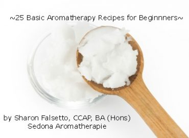 25 Basic Aromatherapy Recipes for Beginners, Sharon Falsetto