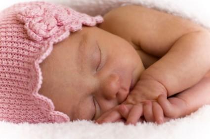 Use lavender to help baby sleep, ISP