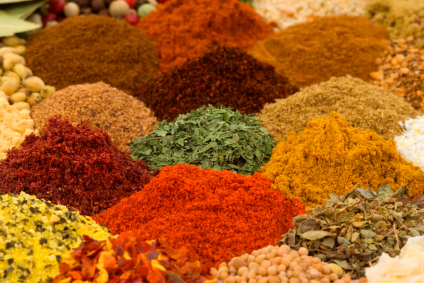 Natural Colors with Herbs for Cosmetic Products, ISP