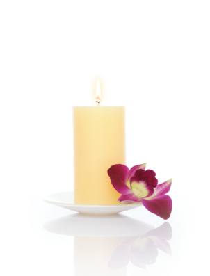 Making Aromatherapy Candles for the Holidays: Photo Credit, ISP