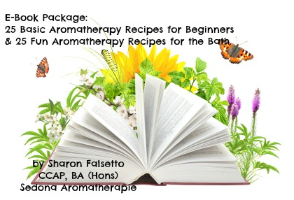 Sedona Aromatherapie E-Book Giveaway!