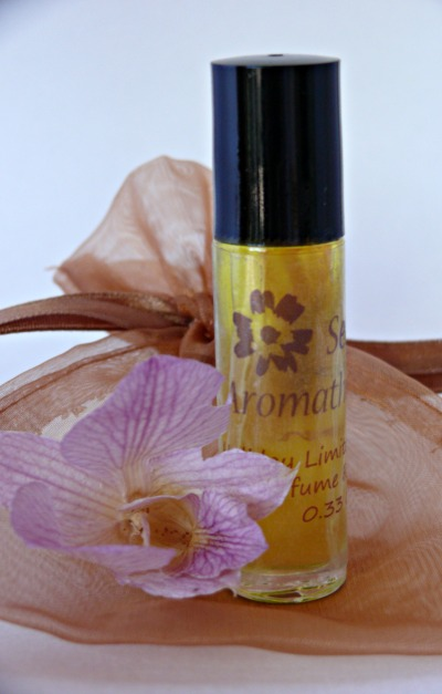 Limited Edition Holiday Custom Aromatherapy Blend: Photo Copyright Sharon Falsetto
