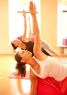 Essential Oils for Yoga: Photo Credit, istockphoto