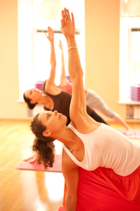 Essential Oils for Yoga: Photo Credit, istockphoto