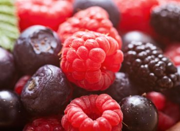 Berries for Carrier Oils: Photo Credit, Fotolia