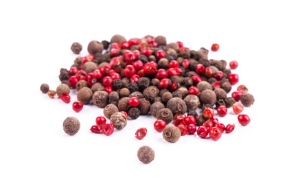 Black and Pink Peppercorns: Photo Credit, Fotolia