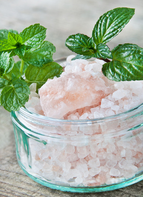 Aromatherapy Scrubs for the Holidays; Photo credit, Fotolia