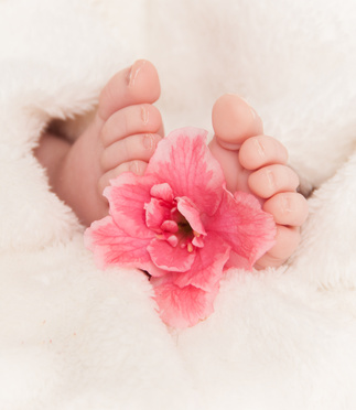 Aromatherapy for Feet: Photo Credit, Fotolia