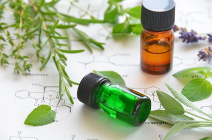 Essential Oil Blending: Photo Credit, Fotolia
