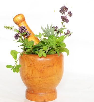 Aromatic Herbs for Aromatherapy