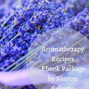 aromatherapy recipes ebook package