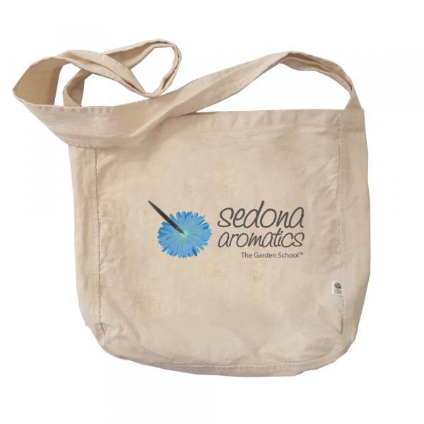 Sedona Aromatics Brand Farmer's Market Bag