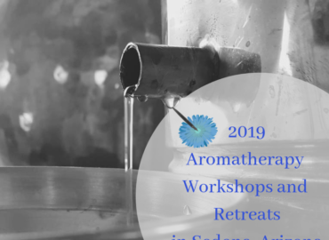 aromatherapy workshops and retreats 2019