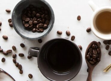 Benefits of Coffee in Aromatherapy